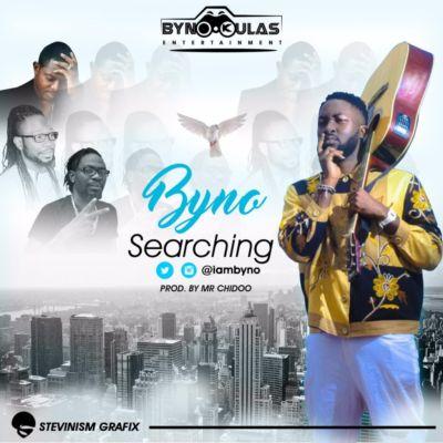 Byno - Searching (OJB Jezreel Tribute Cover)