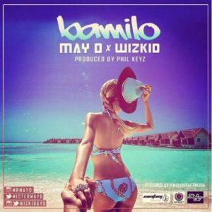 May D & Wizkid