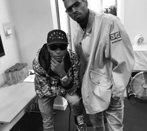Wizkid-Chris Brown