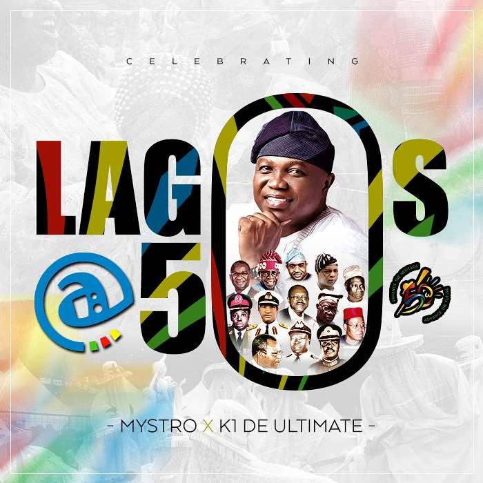 Mystro-K1-Lagos at 50-Afromixx