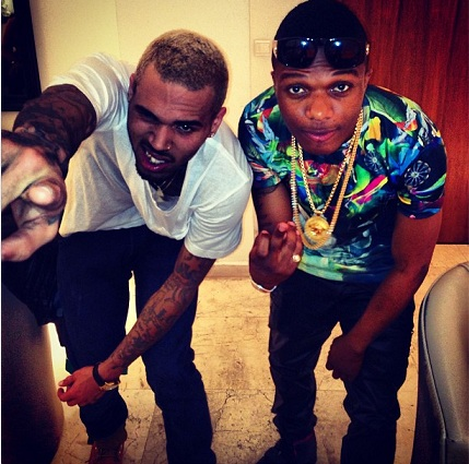Wizkid & Chris Brown