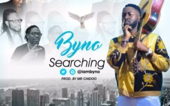 Byno - Searching (OJB Jezreel Tribute Cover)