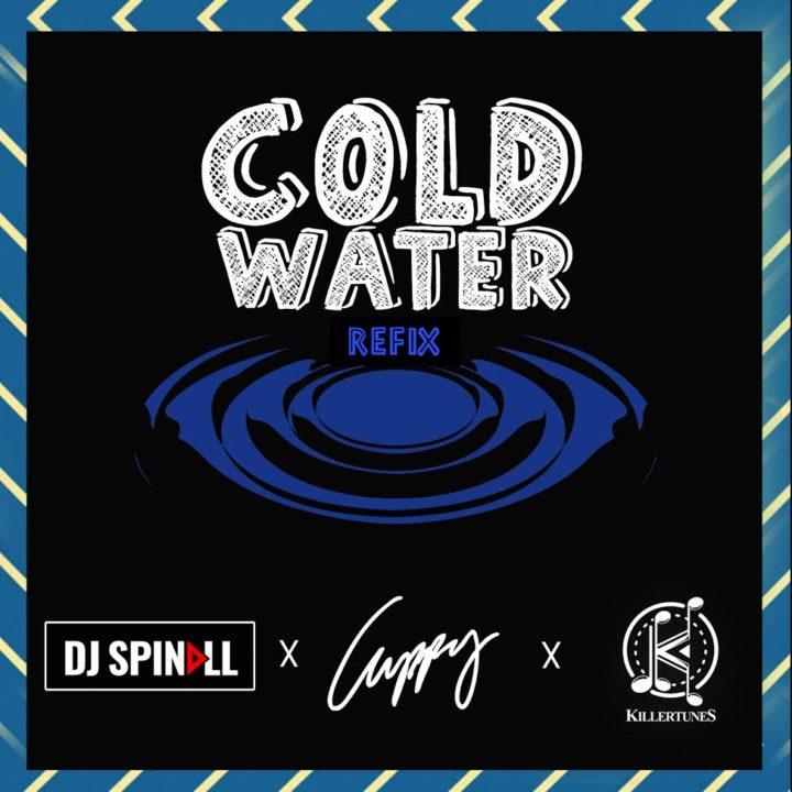 DJ-Spinall-Cuppy-Killertunes-Cold-Water-Refix-Afromixx-720x720