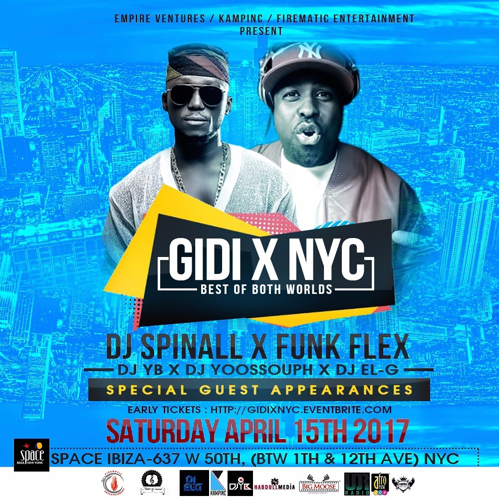 gidi x nyc-the best of both worlds-afromixx