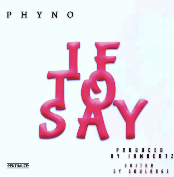 Phyno-If to say-Afromixx-Art