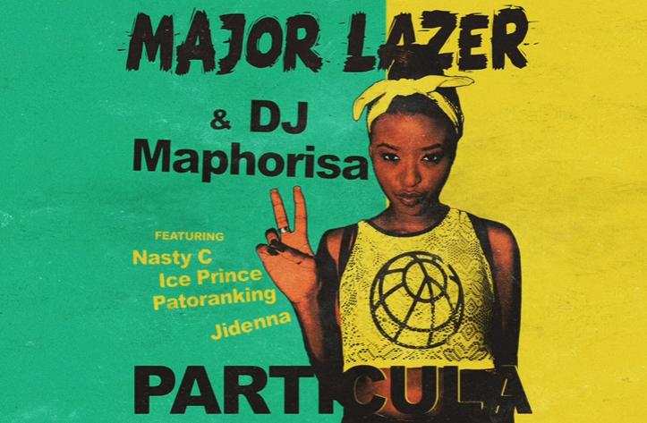 Major Lazer-Particular-Afromixx