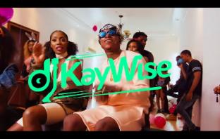 DJ Kaywise Informate ft. Tiwa Savage Video