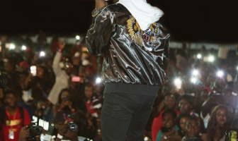 Korede Bello's Fans Cry As He Performs in Mali