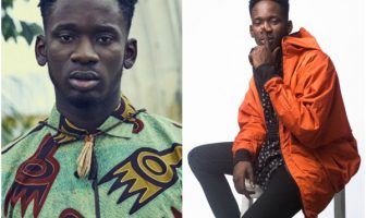 Mr Eazi Becomes Apple Music's 'Up Next' Artist
