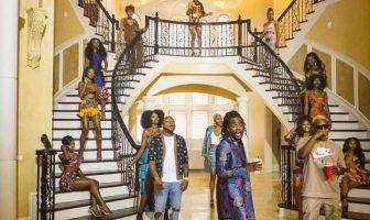 Wale Fine Girl Video Ft Olamide and Davido