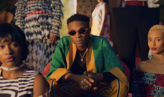 Wizkid Makes N72Million from Spotify for Come Closer