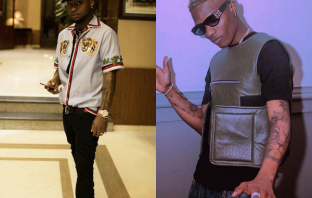 Wizkid Dances To Davido's If