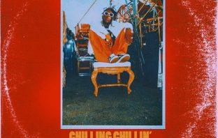 Burna Boy Chilling Chillin
