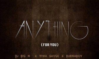 DJ Big N Anything For You