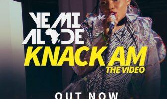 Yemi Alade Knack Am Video