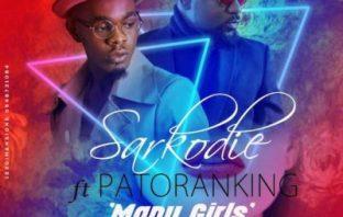 Sarkodie Many Girls Kankpe ft. Patoranking