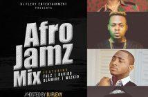 DJ Flexy Afro Jamz Mix