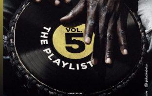 DJ Consequence X Alatika The Playlist Mixtape (Vol.5)