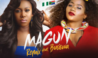 "Niniola – ""Magun"" Remix f. Busiswa"
