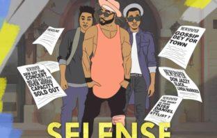 Harrysong - Selense ft. Reekado Banks & Kiss Daniel (Mp3)