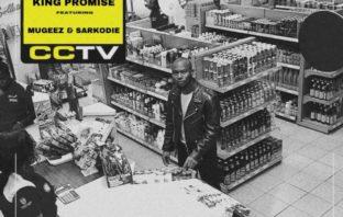 King Promise CCTV ft. Sarkodie & Mugeez