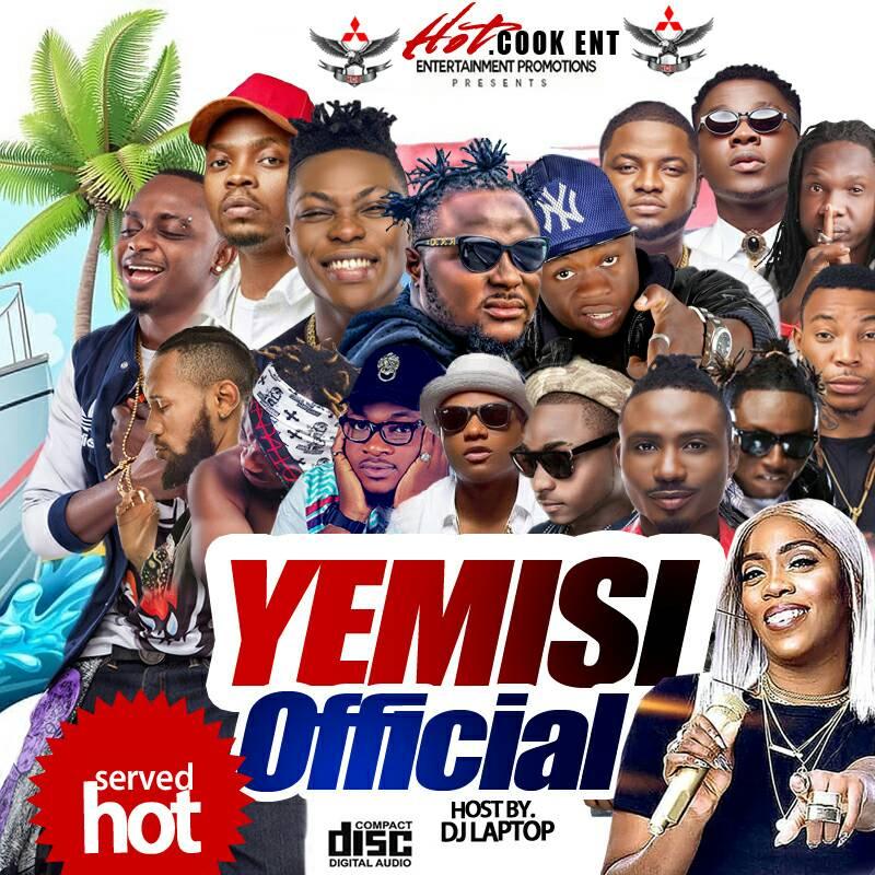 DJ Laptop - Yemisi Official Mix
