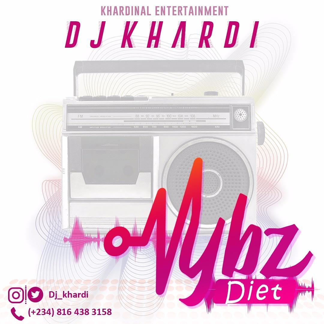 DJ Khardi - Vybzdiet Mix