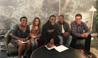 Burna Boy signs deal with Universal Music Group