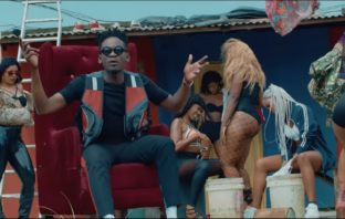 Mr Eazi – Overload ft. Slimcase & Mr Real Video