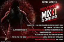 DJ Neptune presents #GreatnessMixItDJChallenge on his Remy Martins Greatness Tour