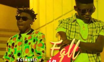 "T Classic – ""Fall In Love"" ft. Mayorkun Video"