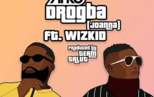 Download Afro B x Wizkid – Drogba (Joanna) Song