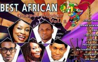 Best African Hip-Gospel Jamz Mix 2018