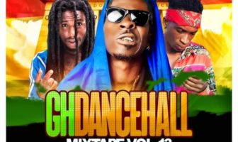 DJ Manni – GH Dancehall Mix (Vol. 13)