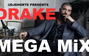 DJ Shorte - Best of Drake Mega Mix