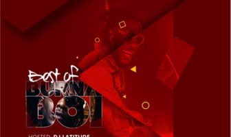 DJ Latitude – Best Of Burna Boy Mix