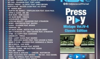 DJ Nesco - Press Play Mix Vol. 4 Classic Edition