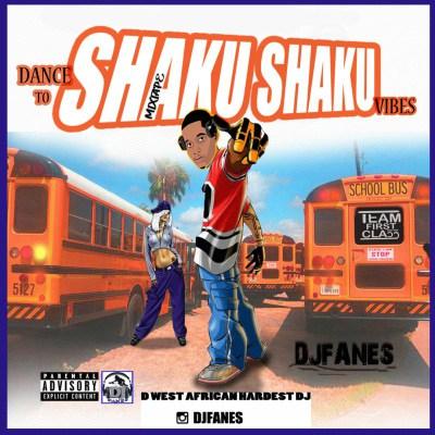 Djfanes - Dance To Shaku Shaku Vibes Mix
