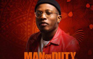 DJ Kentalky - Man On Duty (Afrobeat Mix)