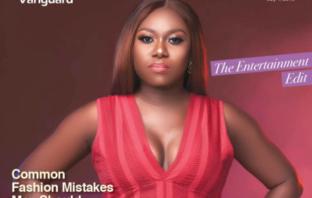 Niniola covers Vanguard Allure Magazine: Talks Gender & Growth In The Nigerian Music Industry
