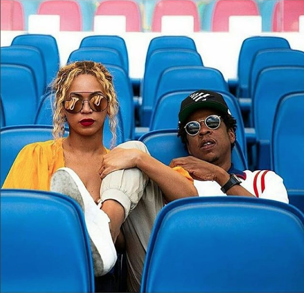 Beyonce and Jay-Z to perform at Global Citizen Festival in Johannesburg