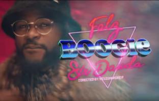 """Falz – """"Boogie"""" ft. Sir Dauda Video"""