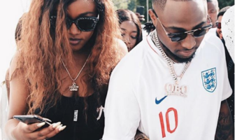 """Can't wait to spend forever with you"" - Davido says to Chioma"