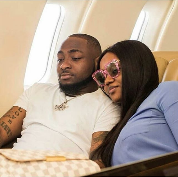 Davido can'r wait to spend forever with Chioma as his wife