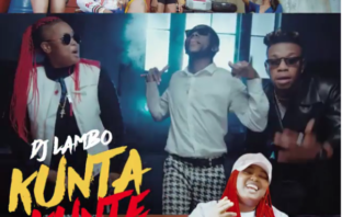 "DJ Lambo – ""Kunta Kunte"" ft. Small Doctor & Mr Real Video"