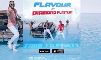 "Flavour – ""Time To Party"" ft. Diamond Platnumz"
