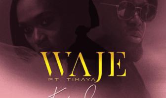 """Waje – """"Kponlongo"""" ft. Timaya Mp3"""