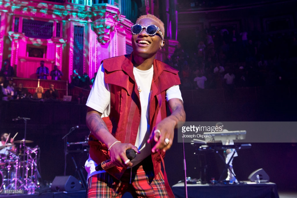 Wizkid taking Afrobeats Global