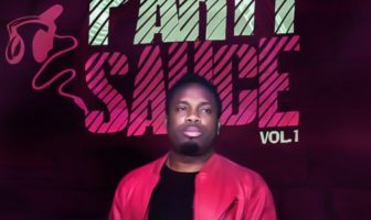 "DJ Ice Black – ""The Party Sauce"" (Vol 1)"