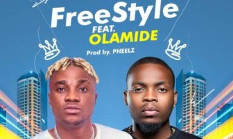 Danny S ft. Olamide – Freestyle Mp3